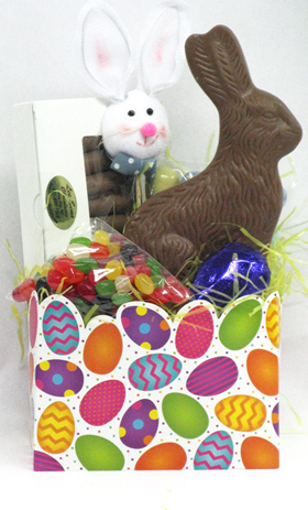 Easter egg gift box lee sims chocolates easter egg gift box negle Choice Image